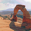 Delicate Arch 3 by Steve Ohlsen