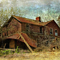 Derelict House Side by Susan Isakson