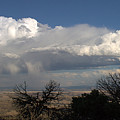 Desert Clouds by Farol Tomson