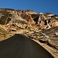 Desert Road by Chris Fleming