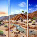 Desert Vista by Snake Jagger