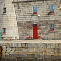 Detail Of Howth Lighthouse by Gabriela Insuratelu