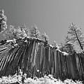 Devil's Postpile - Frozen Columns Of Lava by Christine Till