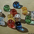 Dice by Doug Strickland