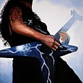 Dimebag Is Gd Electric by Al  Molina