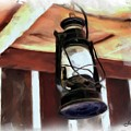 Do-00064 Lantern by Digital Oil