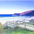Do-00103 Frasier Beach by Digital Oil