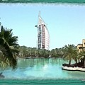 Do-00464 View Of Burj Al-arab by Digital Oil