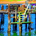 Dock by Danielle Stephenson