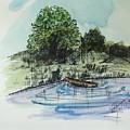 Dock by Ethel Dixon