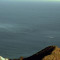 Docked At Catalina Island by Gary Wonning