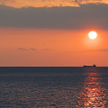 Dogashima Sunset by Naoki Takyo
