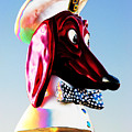 Doggie Diner Sign by Samuel Sheats