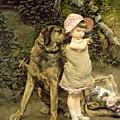 Dog's Company by Edgard Farasyn