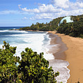 Domes Beach Rincon Puerto Rico by George Oze