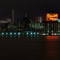 Domino Sugars Wide by Mark Dodd