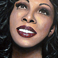 Donna Summer by Tom Carlton