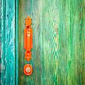 Door Handle by Tom Gowanlock