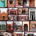 Doors Of Albuquerque by Tommy Anderson