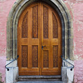 Doors Of Germany by Cecil Fuselier