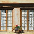 Doors Of Santa Fe by Mary Rogers