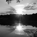 Double Sun Set  by D R TeesT