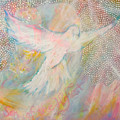 Dove Detail From Immaculate Conception by Anne Cameron Cutri