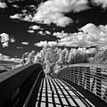 Dover Slough Bridge 1 by Lee Santa