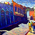 Downtown Bisbee by Steve Lawton