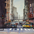 Downtown Chicago by Ryan Radke
