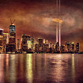 Downtown Manhattan September Eleventh by Chris Lord
