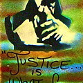 Dr. Cornel West Justice by Tony B Conscious