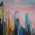 Dream City No.1 by Lian Zhen
