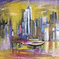 Dream City No.5 by Lian Zhen