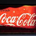 Drink Coke by David Lee Thompson