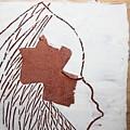 Drowsy - Tile by Gloria Ssali