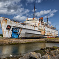 Duke Of Lancaster  by Adrian Evans
