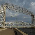 Duluth Lift Bridge 2 by John Brueske