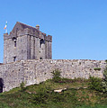 Dunguaire Castle Kinvara Ireland by Teresa Mucha