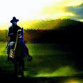 Dusk Rider by Seth Weaver