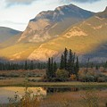Early Morning In Jasper by Doris Potter