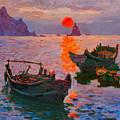 Early Morning by Xichang Sun