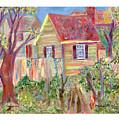 Easter House by Marlene Robbins