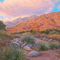 Eaton Canyon Sunset by Johanna Girard