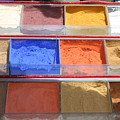 Egypt Natural Earth Pigments Egypt by Yvonne Ayoub