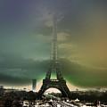 Eiffel Haze by Menucha Citron