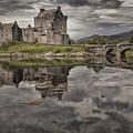 Eilean Donan Castle 3 by Wade Aiken