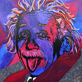 Einstein-professor by Bill Manson