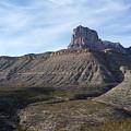 El Capitan - Guadalupe Mountains National Park by Joel Deutsch