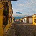 el Volcan by Joseph Cosby